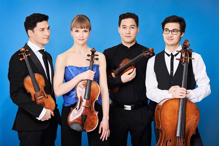 Pablo Barragán, Klarinette   Schumann Quartett