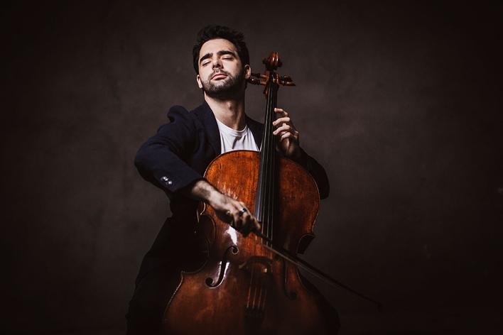Pablo Ferrández, Violoncello   Württembergisches Kammerorchester Heilbronn