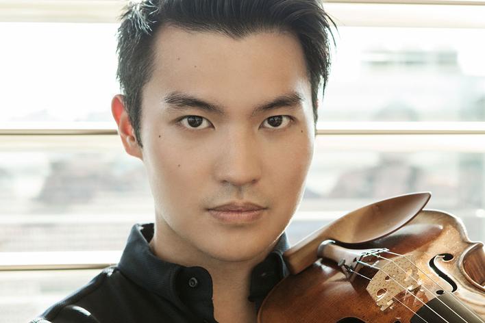 Ray Chen, Violine   Bamberger Symphoniker   Jakub Hr?ša, Leitung