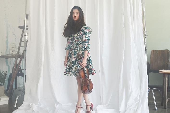 Bomsori Kim, Violine   Maximilian Hornung, Violoncello   Fabian Müller, Klavier