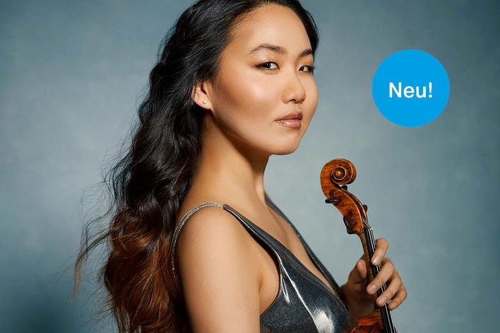 Chamber Orchestra of Europe präsentiert Stella Chen, Matthew Lipman & Stephen Waarts