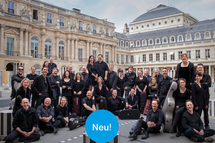 Chamber Orchestra of Europe präsentiert William Hagen