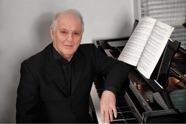 Daniel Barenboim, Klavier   West-Eastern Divan Orchestra   Lahav Shani, Leitung