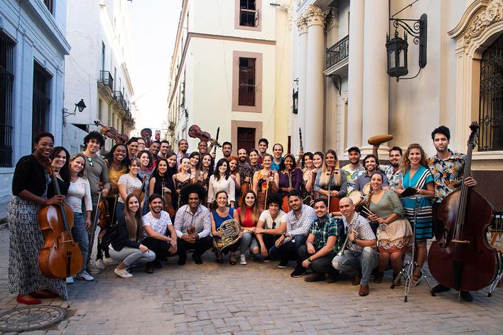 Havana Lyceum Orchestra: Danzas Cubanas