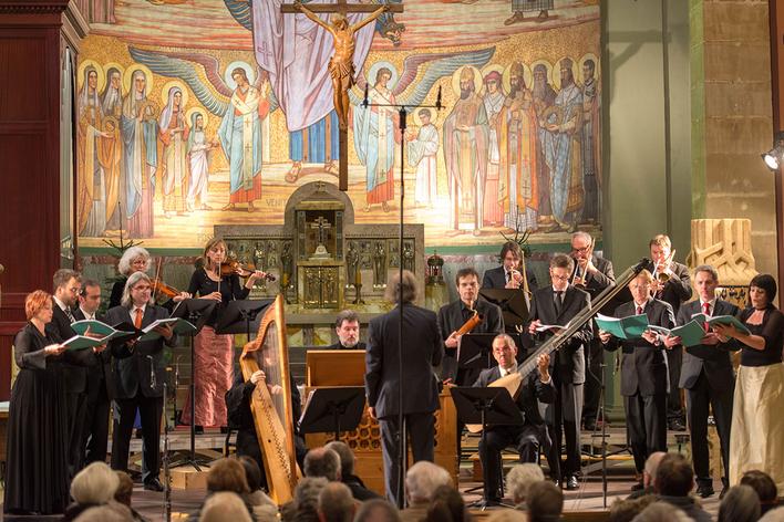La Capella Ducale   Musica Fiata   Roland Wilson, Leitung: Eternal Monteverdi