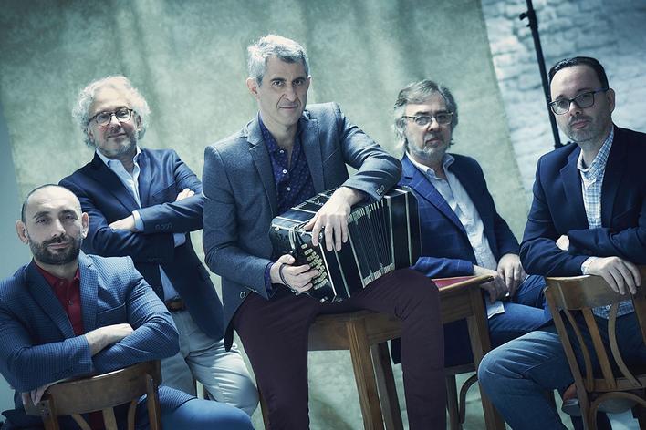 Astor Piazzolla Quintett