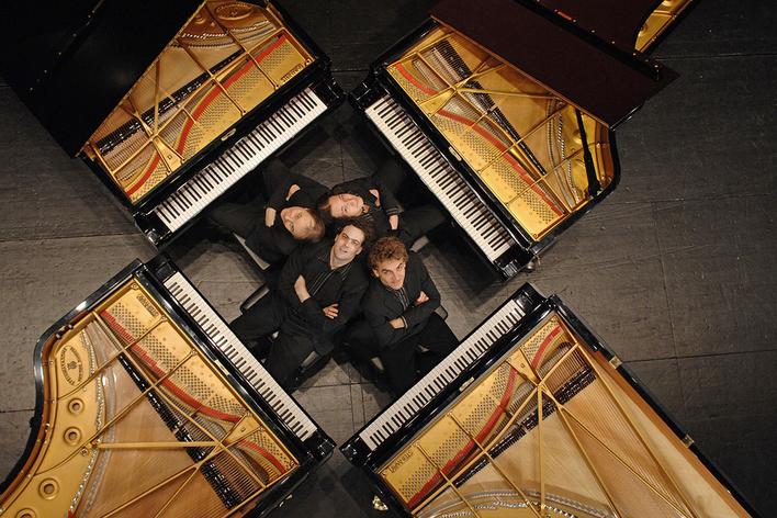 Gershwin Piano Quartet