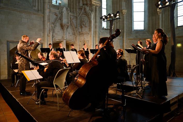 Hervé Niquet, Leitung I Händelfest: Le Concert Spirituel