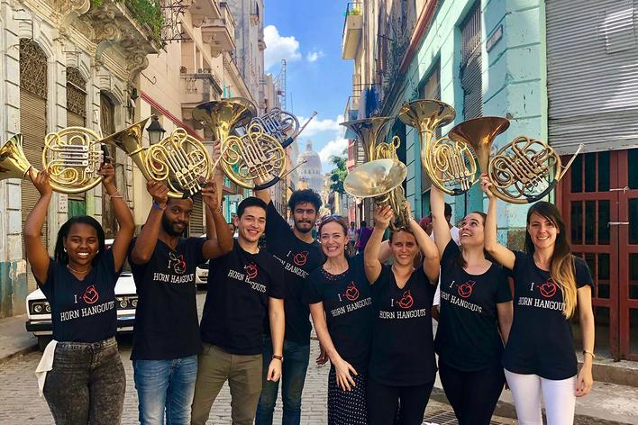 Sarah Willis: Havana Horns
