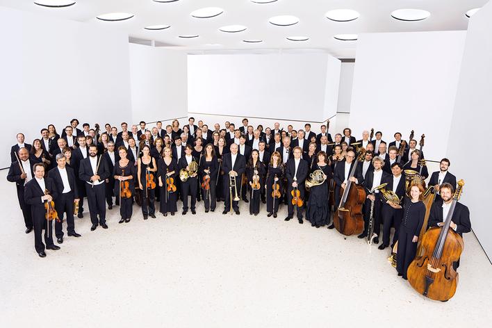 Augustin Hadelich, Violine   hr-Sinfonieorchester   Andrés Orozco-Estrada, Leitung