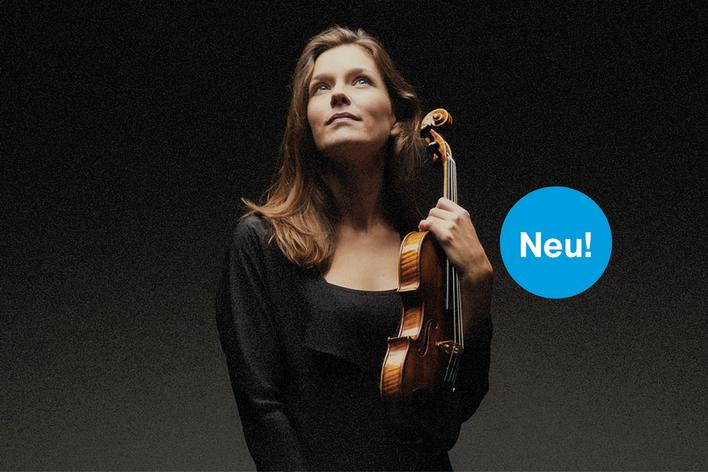 Janine Jansen, Violine   Orchestre de Paris   Klaus Mäkelä, Leitung