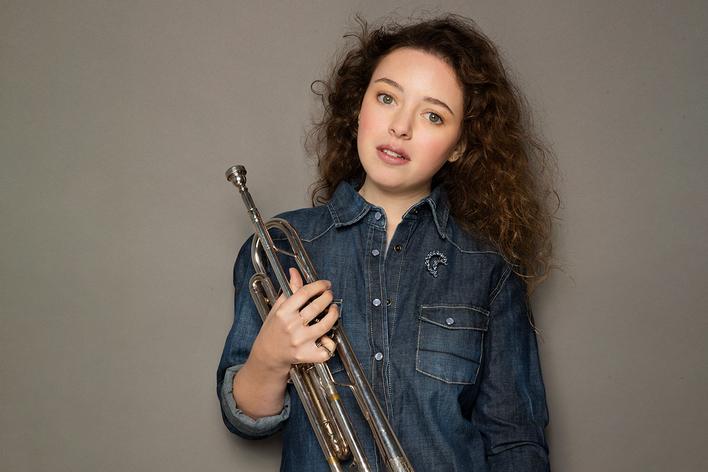 Lucienne Renaudin Vary, Trompete   Festival Strings Lucerne   Daniel Dodds, Violine & Leitung